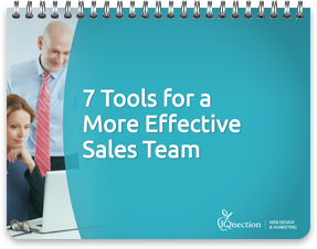 7 Tools for a more effective sales team e-book