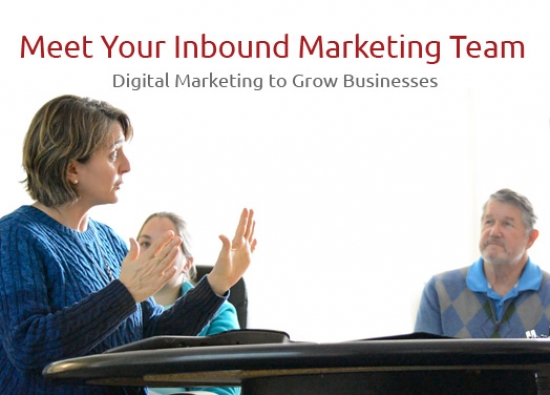 Meet Your Inbound Marketing Team