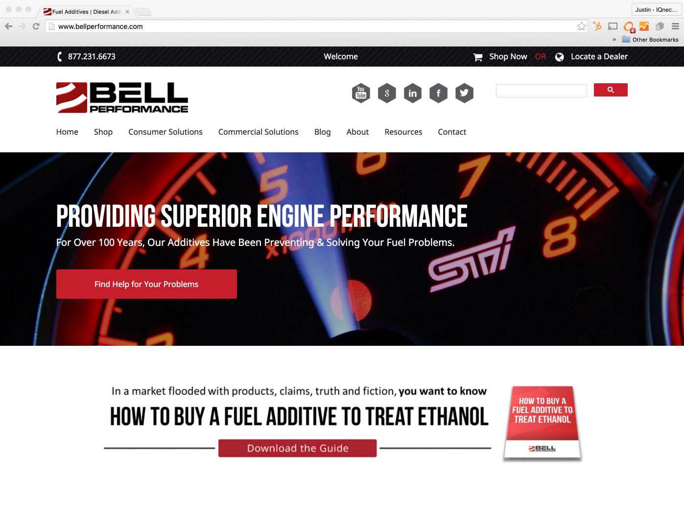 Inbound Marketing for B2B - Bell Performance Case Study