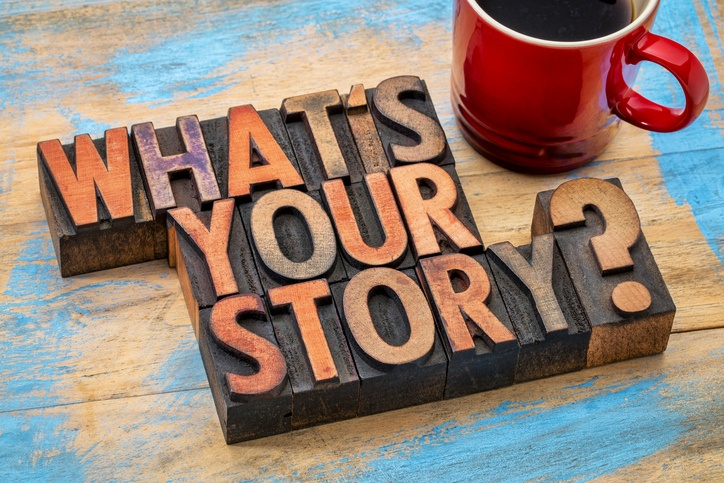 Inbound marketing gives you the opportunity to tell your company's story.