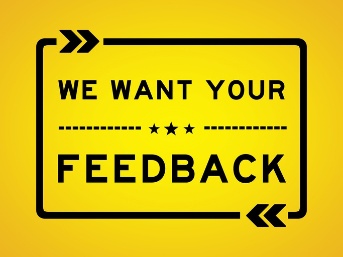 Surveys allow you to use your email list to get feedback from your customers directly.