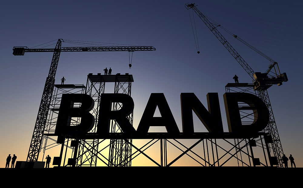 Social media helps a business build a brand in their potential customer's mind.