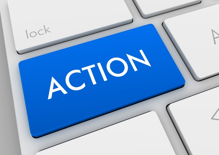 Your landing page should include a clear, compelling call-to-action