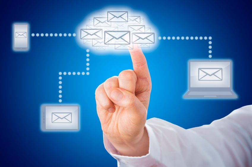 Plain text emails can be read by all devices and platforms.