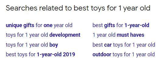 """Searches related to """"best toys for 1 year old"""""""